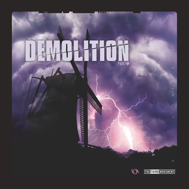 Demolition 9, the vinyl